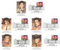 Elvis - Førstedagskuverter