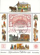 Denmark Hafnia souvenirsheet IV #