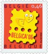 Belgique - Belgica 2006 - Timbre neuf