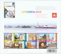 Belgique - Antverpia 2010 - Bloc-feuillet neuf