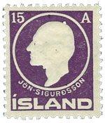 Islande - 1911 AFA 67 neuf