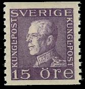 Sverige 1922 - AFA nr.152 - Postfrisk