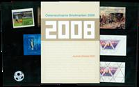 Autriche - Collection annuelle 2008 - Coll. annuelle