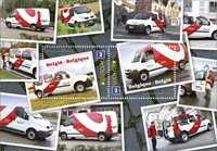 Belgien - Europa 2013 - Postfrisk miniark