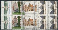 Nederland Zomerzegels 1975 in blokken van 4 - Nr. 1068-1071 - Postfris