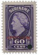 Suriname - Wilhelmina 1945 - No 238 - Neuf