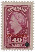 Suriname - Wilhelmina 1945 - No 236 - Neuf