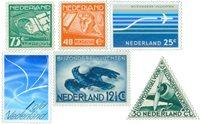 Holland - NVPH LP 4 - Postfrisk