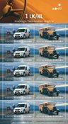 Finland - Europa 2013 - Postfrisk 10-ark
