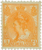 Holland - NVPH 56 - Postfrisk