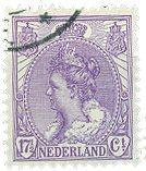 Holland - NVPH 66 - Stemplet