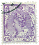 Holland - NVPH 66 - Stemplet