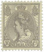 Holland - NVPH 62 - Postfrisk