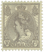 Holland - NVPH 62 - Postfrisk