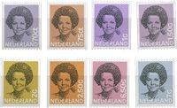 Nederland 1981-1990 - NVPH 1238A-1251A - Postfris