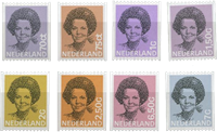 Holland 1981-1990 - NVPH 1238A-1251A - Postfrisk
