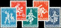 Nederland 1958 - Nr. 715-719 - Postfris