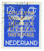 Netherlands - NVPH D12 - Cancelled