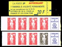 France - YT BC1503 - Carnet neuf