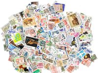 Denmark - 1200 different stamps