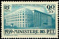 Frankrig - YT424 - Postfrisk