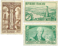 Frankrig - YT 301-302 - Postfrisk
