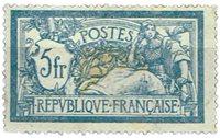 Frankrig - YT 123 - Ubrugt