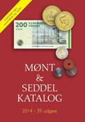 Danmark møntkatalog 2014