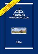 AFA Danmark frimærkekatalog 2014