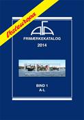AFA Vesteuropa frimærkekatalog bind I, 2014 (A-L)