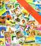 Nordkorea - frimærkepakke mere end 450 forskellige