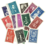 Monaco årgang 1942 postfrisk
