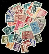 Monaco årgang 1948 postfrisk