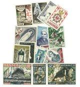 Monaco année 1958 neuf