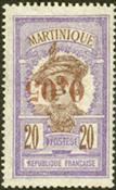 Martinique 1924 - YT 106a