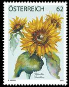 Autriche - Fleur - Timbre neuf