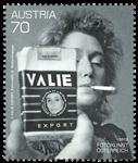 Østrig - Valie Export - Postfrisk frimærke