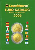 Leuchtturm Euro mønt- og seddelkatalog 2006 - Med tysk tekst