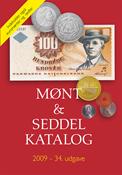 Danmark Møntkatalog 2009