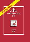 AFA Vesteuropa frimærkekatalog bind I 2009