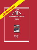 AFA Vesteuropa frimærkekatalog bind II 2009
