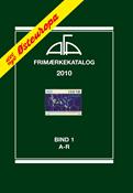 AFA Østeuropa frimærkekatalog del 1 2010