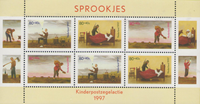 Holland 1997 - NVPH 1739 - Postfrisk