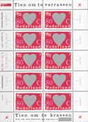 Nederland - Tien om te krassen, (nr. V1709, postfris)