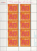 Holland - NVPH V1837 - Postfrisk