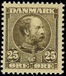 Danmark 1904 - AFA nr.49 - Postfrisk
