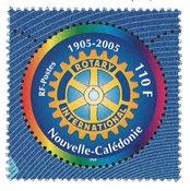 Ny Caledonien - Rotary - Postfrisk frimærke
