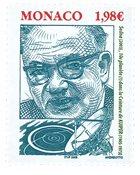 Monaco - Personnages célèbres - Kuipper - Timbre neuf