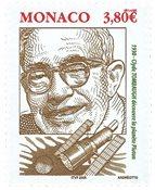 Monaco - Personnages célèbres - Pluton - Timbre neuf
