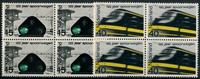 Holland 1964 - NVPH 818-819 - Postfrisk - 4-blok